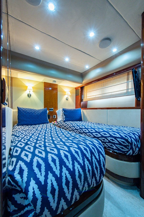 Forever 5_Port Guest Stateroom1 2006 PRINCESS YACHTS  Motor Yacht 2721809