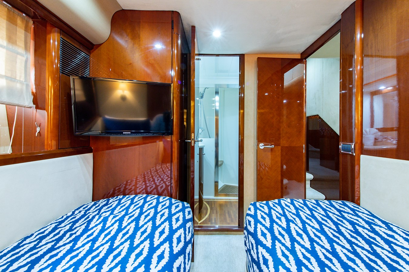 Forever 5_Port Guest Stateroom4 2006 PRINCESS YACHTS  Motor Yacht 2721816