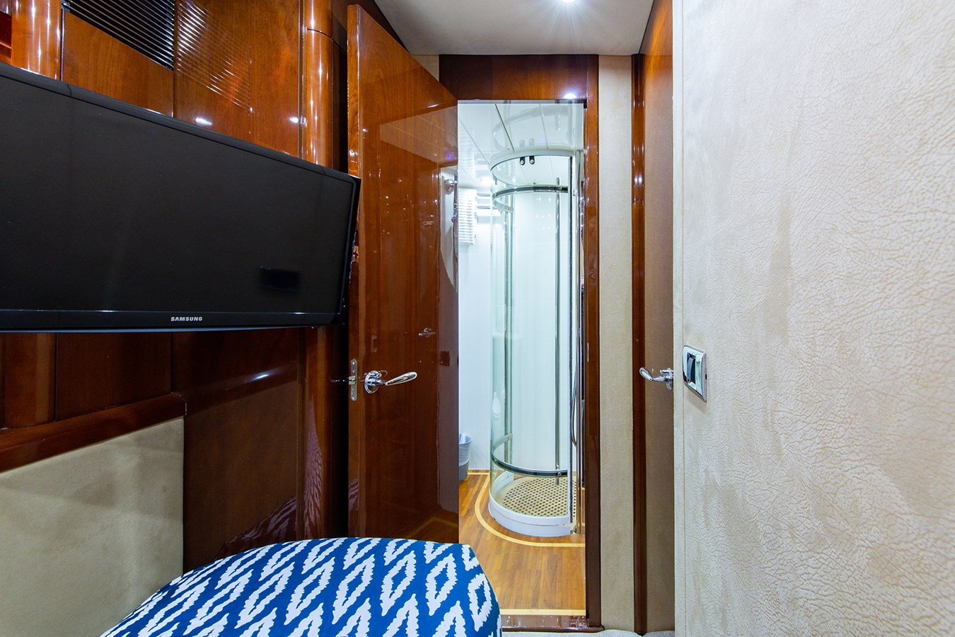Forever 5_Starboard Guest Stateroom4 2006 PRINCESS YACHTS  Motor Yacht 2721817