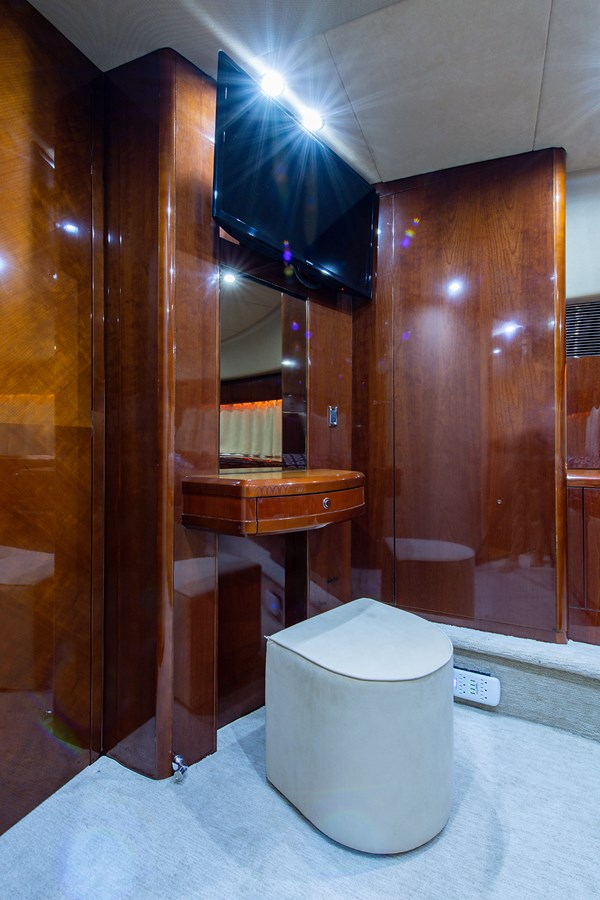 Forever 5_Forward Stateroom7 2006 PRINCESS YACHTS  Motor Yacht 2721823