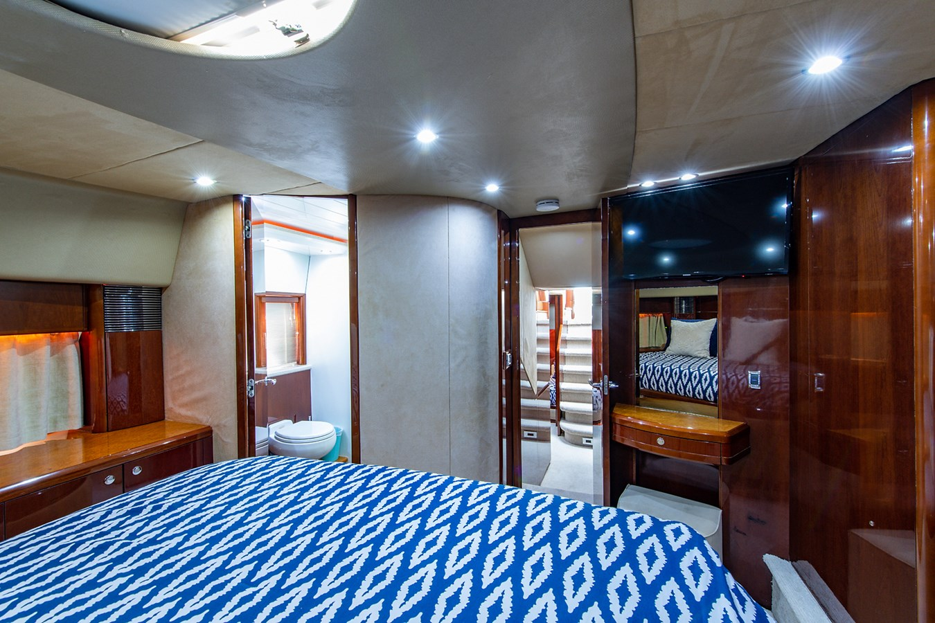 Forever 5_Forward Stateroom5 2006 PRINCESS YACHTS  Motor Yacht 2721825