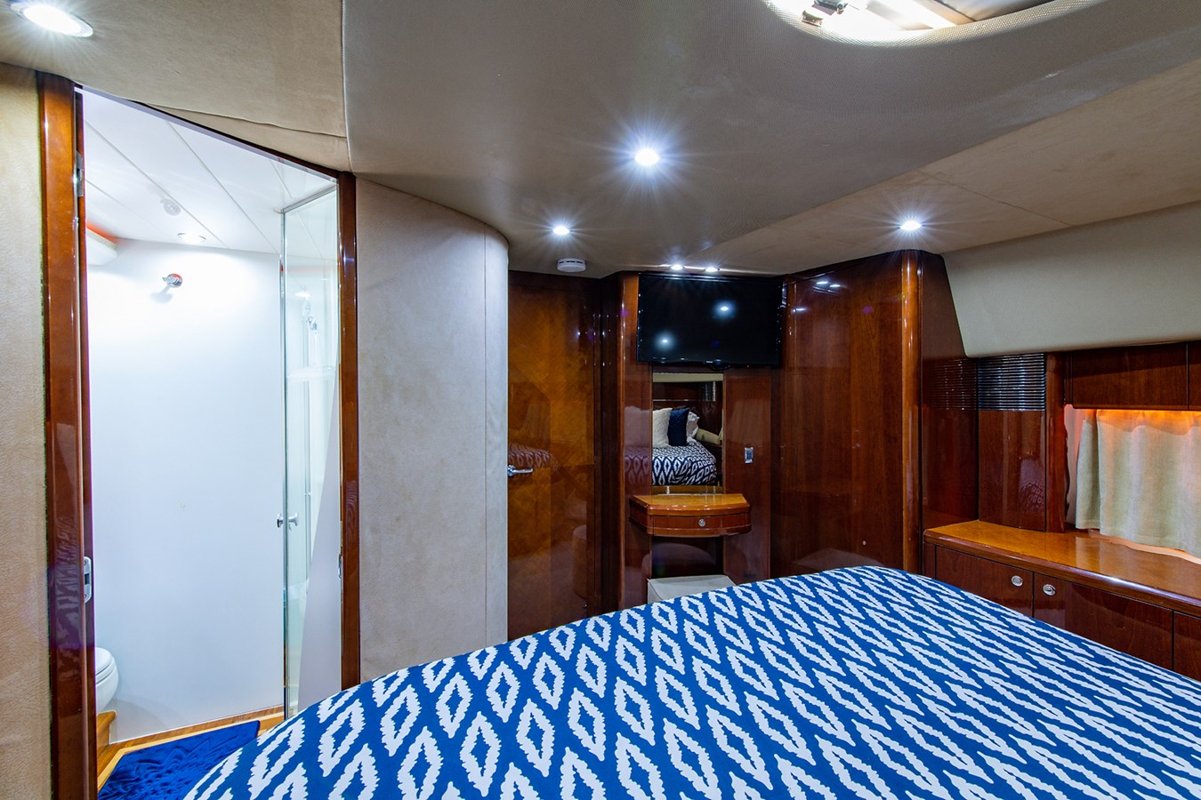Forever 5_Forward Stateroom6 2006 PRINCESS YACHTS  Motor Yacht 2721827