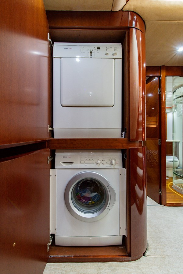 Forever 5_Laundry1 2006 PRINCESS YACHTS  Motor Yacht 2721838
