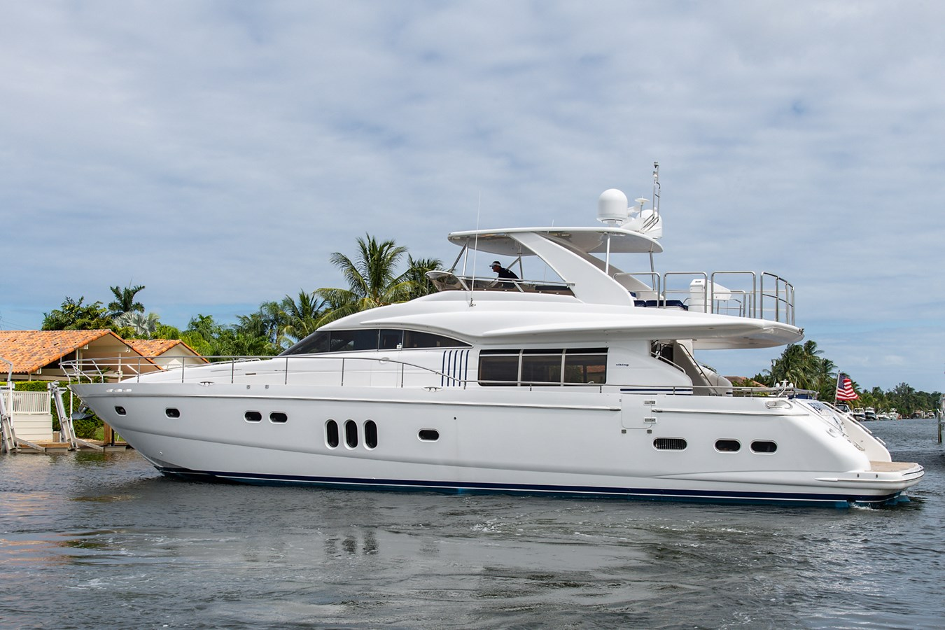 Forever 5_Stern Profile1 2006 PRINCESS YACHTS  Motor Yacht 2721841
