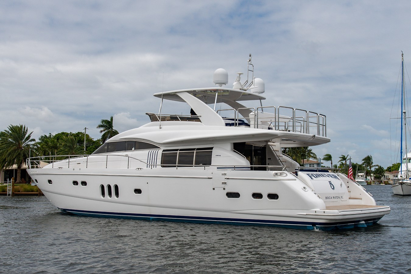 Forever 5_Stern Profile2 2006 PRINCESS YACHTS  Motor Yacht 2721856