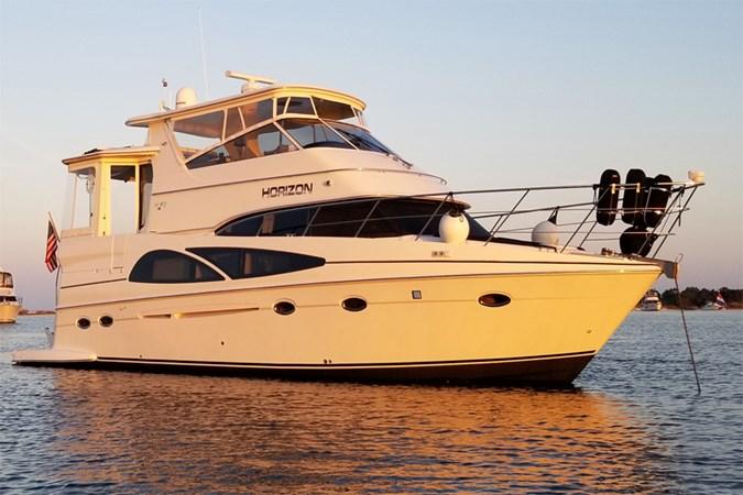 Horizon BOSS 2006 CARVER 466 Hard Top Motor Yacht Motor Yacht 2725317