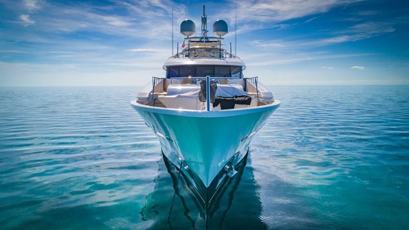 Hospitality_sml-3 2011 WESTPORT  Motor Yacht 2725781