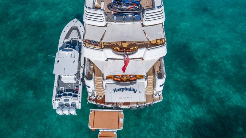 Hospitality_sml-8 2011 WESTPORT  Motor Yacht 2725784
