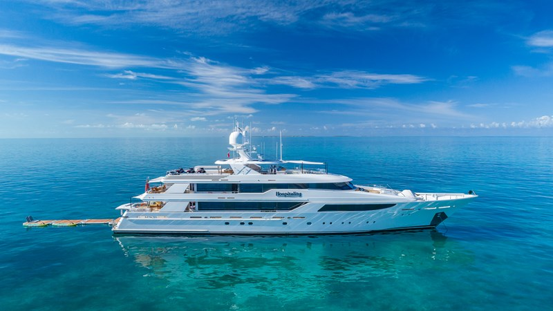 Hospitality_sml-4 2011 WESTPORT  Motor Yacht 2725786