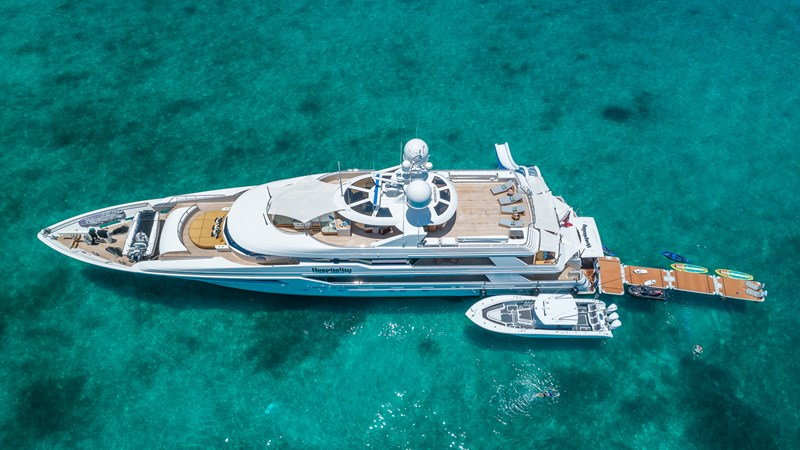 Hospitality_sml-5 2011 WESTPORT  Motor Yacht 2725793