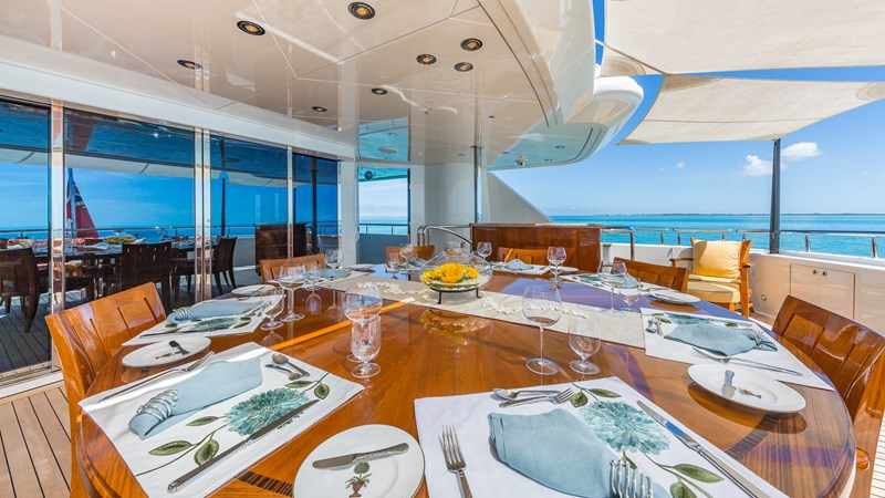 Hospitality_sml-26 2011 WESTPORT  Motor Yacht 2725805