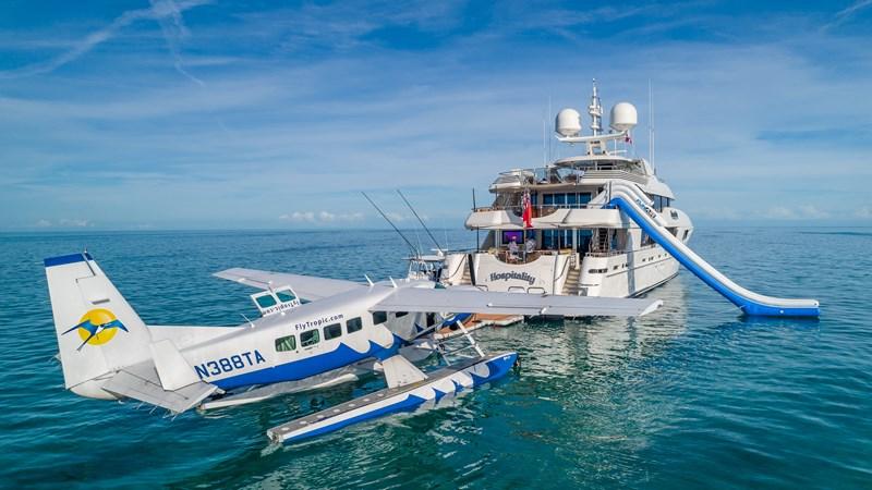 Hospitality_sml-49 2011 WESTPORT  Motor Yacht 2725850