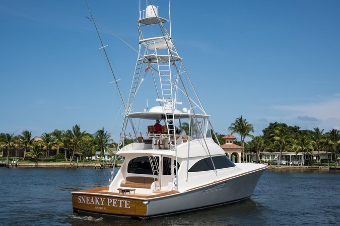 SNEAKY PETE 2016 VIKING Convertible Sport Fisherman 2726081
