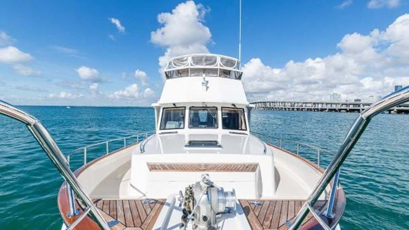 Bow Aft 2008 GRAND BANKS  Trawler 2752078