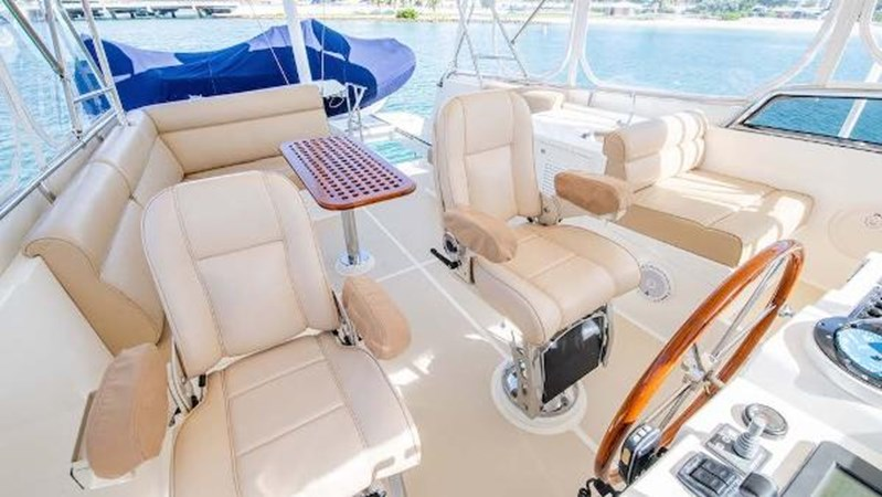 Flybridge Seating  2008 GRAND BANKS  Trawler 2752115