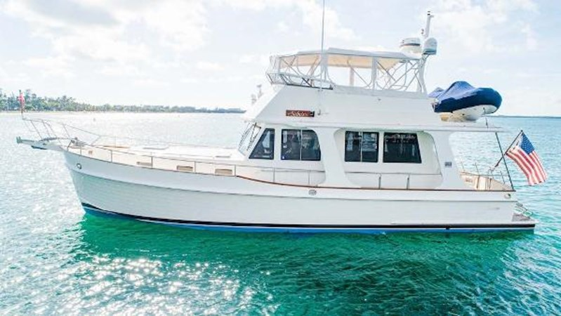 Port Profile 2008 GRAND BANKS  Trawler 2752129