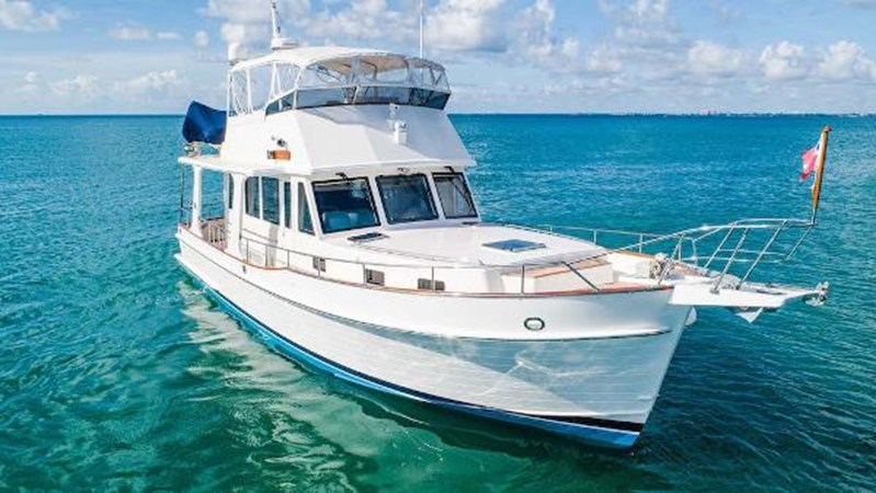 Starboard Bow 2008 GRAND BANKS  Trawler 2752130