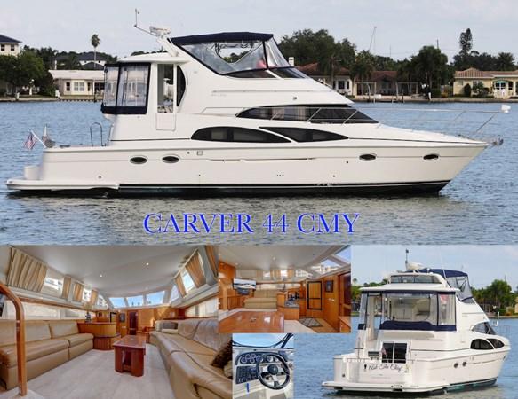 44 2006 CARVER 44 CMY Cruiser 2733190