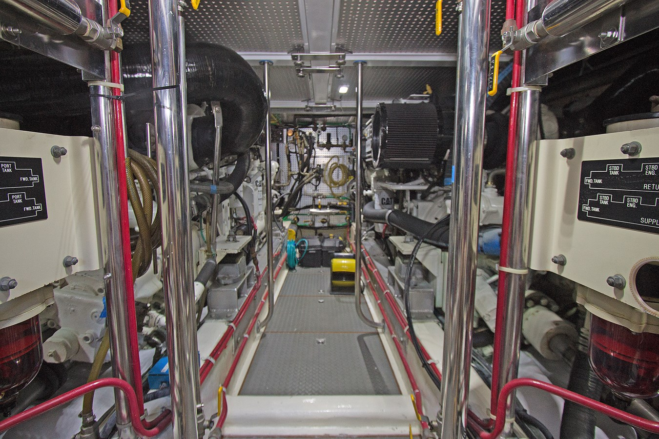 Engine Room 2007 OFFSHORE YACHTS  Motor Yacht 2728180