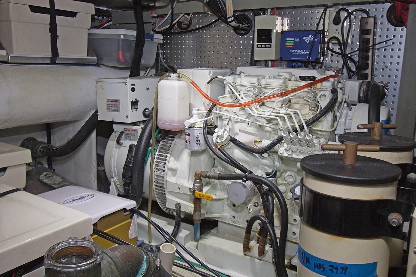 Generator 2007 OFFSHORE YACHTS  Motor Yacht 2728185