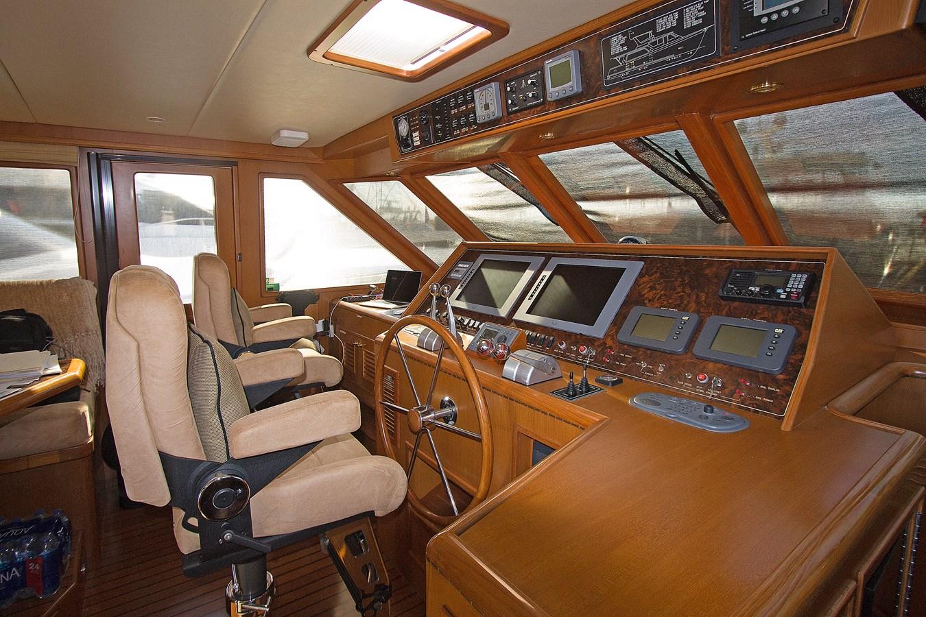 Pilothouse 2007 OFFSHORE YACHTS  Motor Yacht 2728186