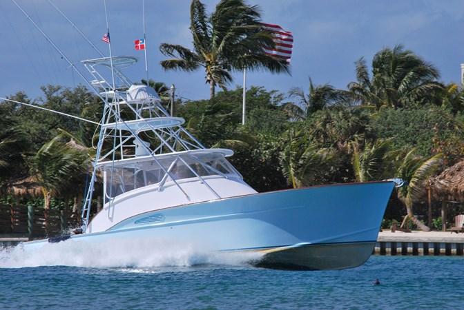 YARD BILLS 2015 CUSTOM CAROLINA WARREN O'NEAL 2015 REBUILD Sport Fisherman 2728556