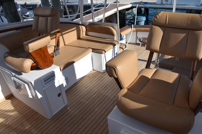Helm seats with contour cushions 2015 CUSTOM CAROLINA WARREN O'NEAL 2015 REBUILD Sport Fisherman 2728570