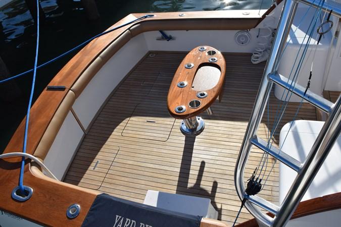 Large and uncluttered cockpit space 2015 CUSTOM CAROLINA WARREN O'NEAL 2015 REBUILD Sport Fisherman 2728573