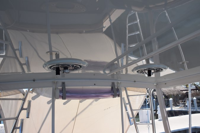 Reel color recess mounted teaser reels 2015 CUSTOM CAROLINA WARREN O'NEAL 2015 REBUILD Sport Fisherman 2728578