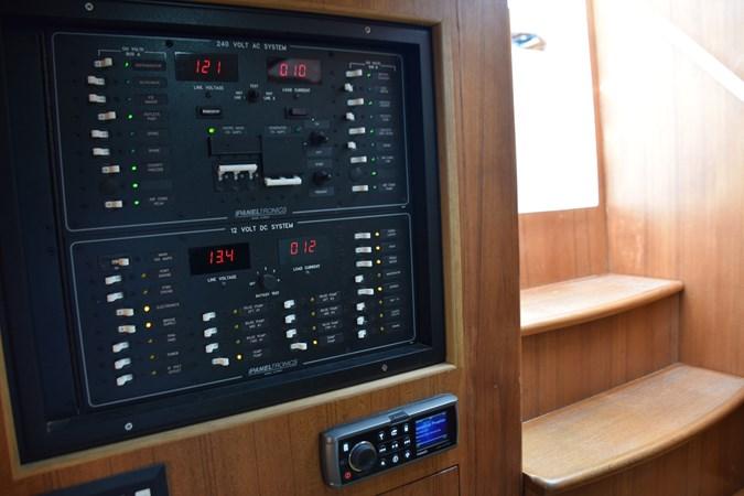 Paneltronics main electrical boards 2015 CUSTOM CAROLINA WARREN O'NEAL 2015 REBUILD Sport Fisherman 2728579