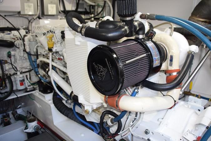 Newer engine mounts, Airseps 2015 CUSTOM CAROLINA WARREN O'NEAL 2015 REBUILD Sport Fisherman 2728602