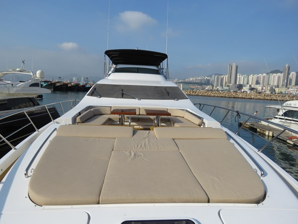 AZIMUT YACHTS AZIMUT 98 LEONARDO Yacht à Vendre