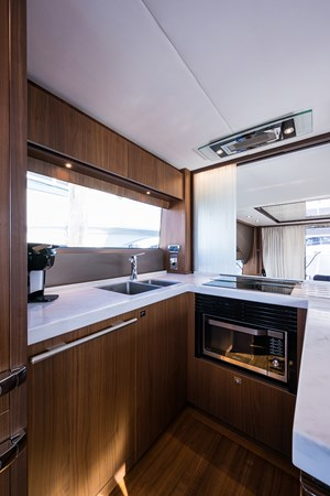 Galley 2017 PRINCESS YACHTS Flybridge Motoryacht Motor Yacht 2730093