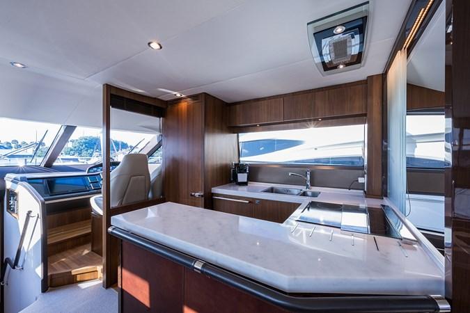 Galley 2017 PRINCESS YACHTS Flybridge Motoryacht Motor Yacht 2730098