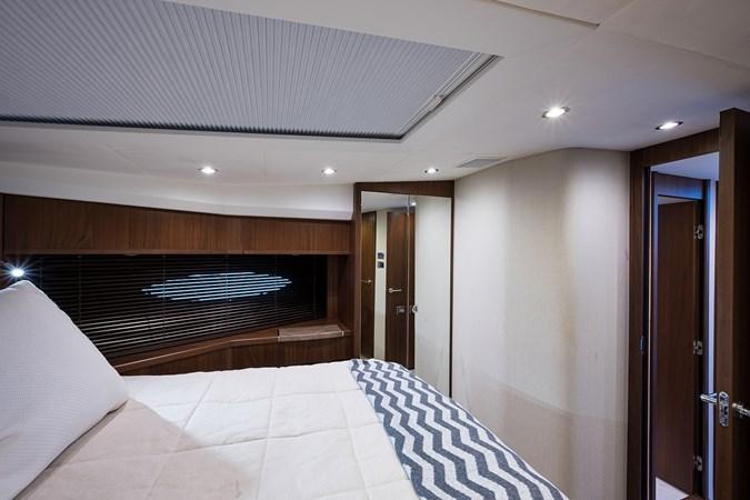 Forward Stateroom 2017 PRINCESS YACHTS Flybridge Motoryacht Motor Yacht 2730112