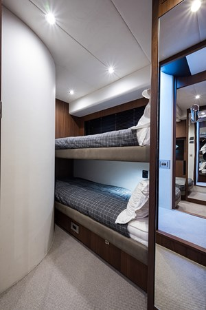 Port Guest Stateroom 2017 PRINCESS YACHTS Flybridge Motoryacht Motor Yacht 2730154