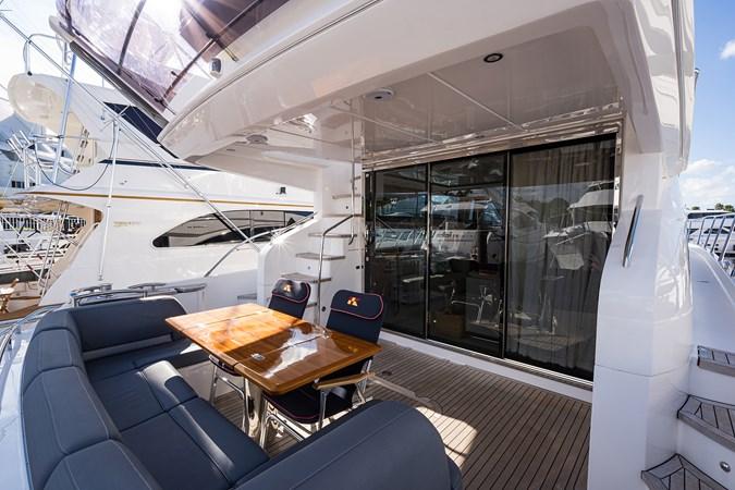 Aft Deck 2017 PRINCESS YACHTS Flybridge Motoryacht Motor Yacht 2730189