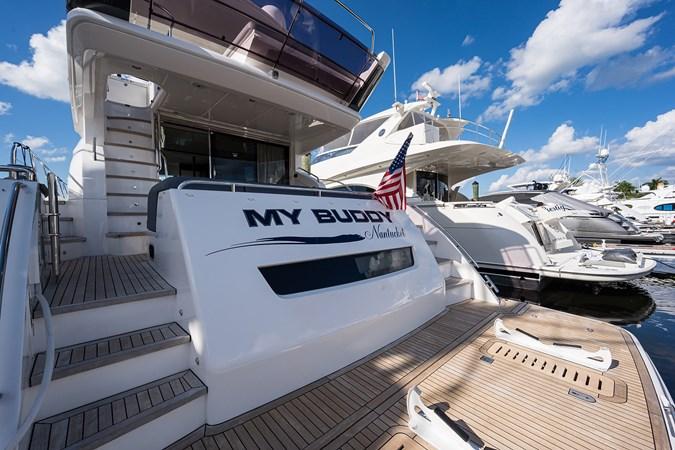 Swim Platform 2017 PRINCESS YACHTS Flybridge Motoryacht Motor Yacht 2730193