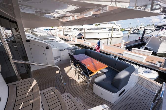 Aft Deck 2017 PRINCESS YACHTS Flybridge Motoryacht Motor Yacht 2730199