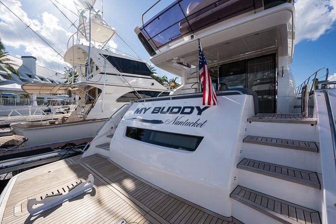 Swim Platform 2017 PRINCESS YACHTS Flybridge Motoryacht Motor Yacht 2730201