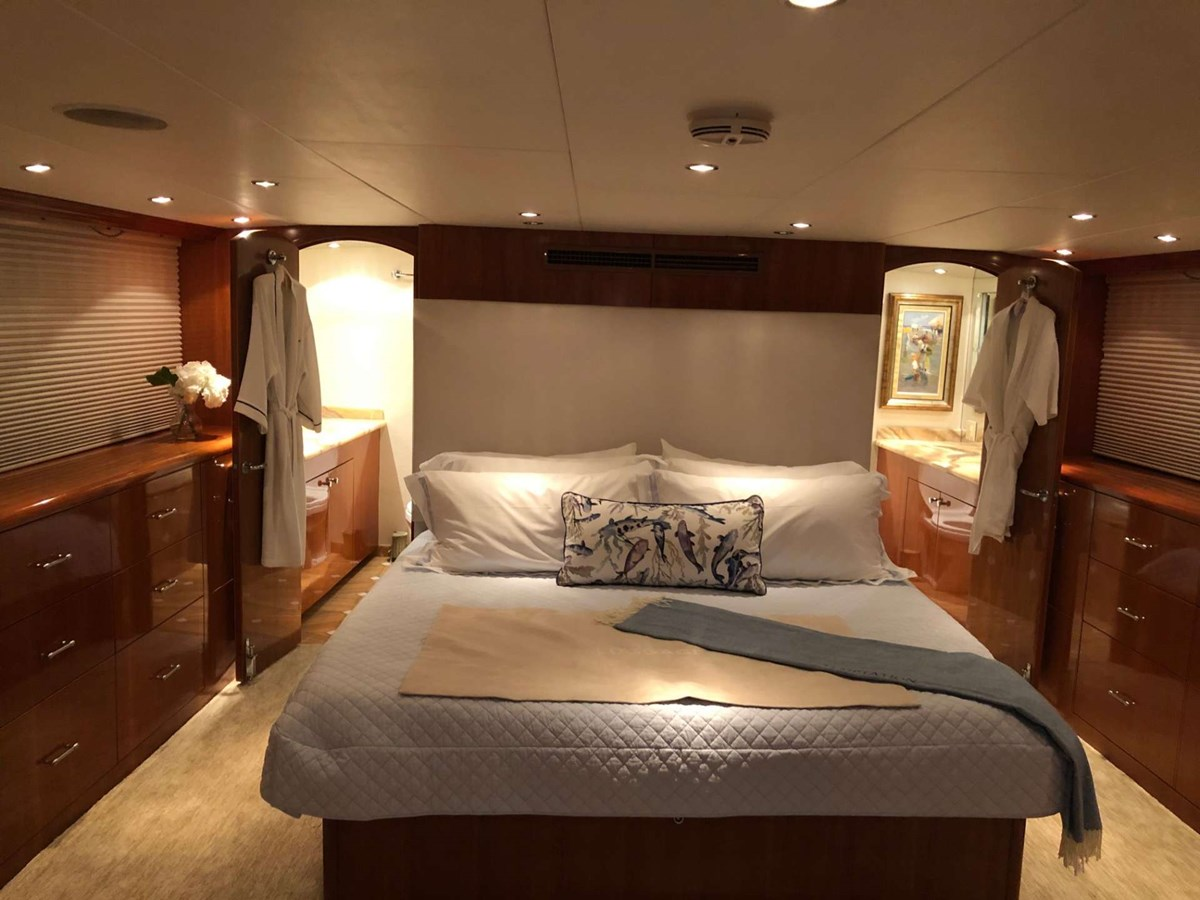 2004 HATTERAS  Motor Yacht 2738274