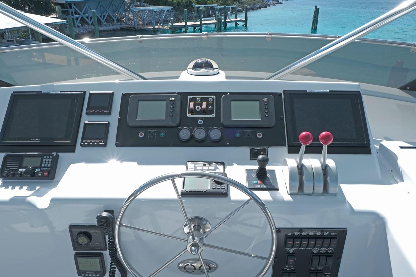 2004 HATTERAS  Motor Yacht 2781409