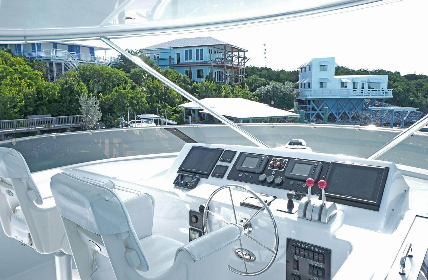 2004 HATTERAS  Motor Yacht 2781410