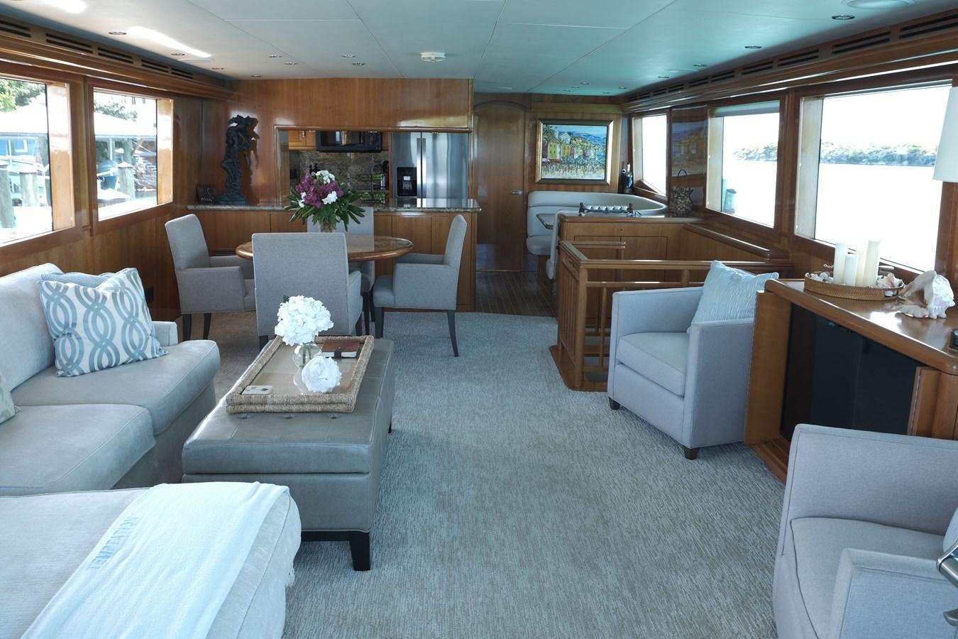 2004 HATTERAS  Motor Yacht 2781416