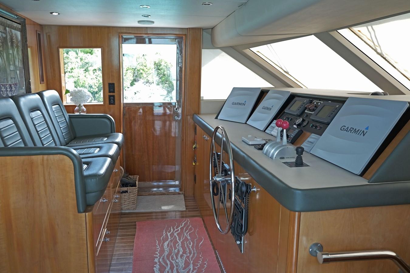 2004 HATTERAS  Motor Yacht 2781418