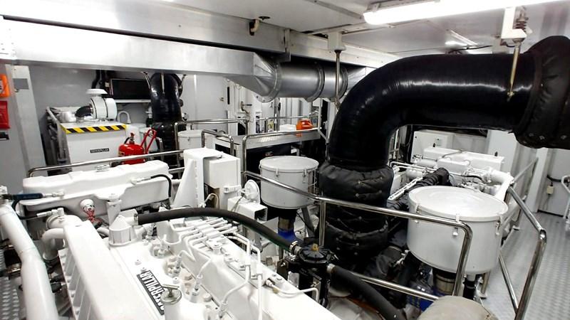2005 SENSATION Sensation 177 Motor Yacht 2763940