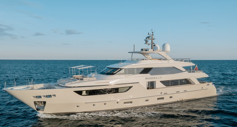 2016 San Lorenzo MOTORYACHT Motor Yacht 2748082