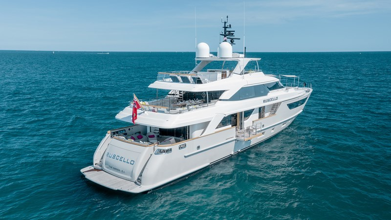 2016 San Lorenzo MOTORYACHT Motor Yacht 2748104