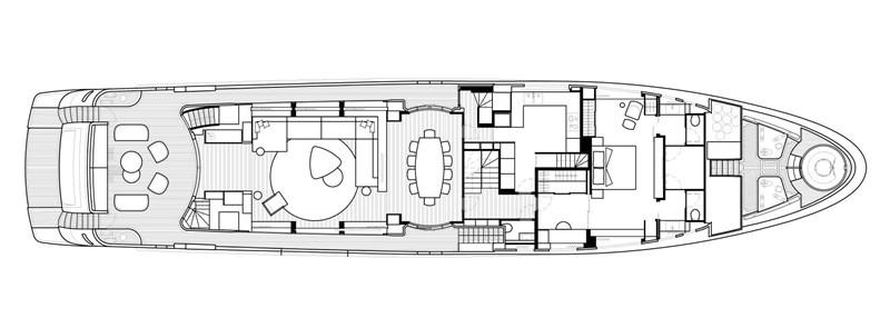 Main Deck 2016 San Lorenzo MOTORYACHT Motor Yacht 2752148