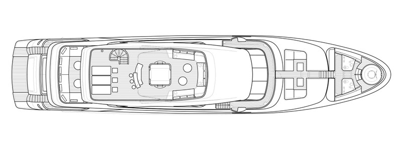Sundeck 2016 San Lorenzo MOTORYACHT Motor Yacht 2752151